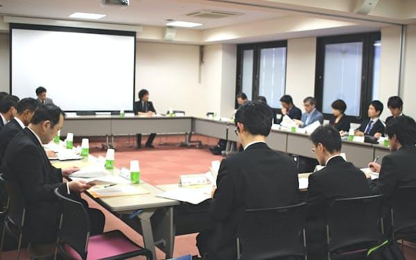 愛知県医師会で試行的に行われたCDR会議(2019年11月)