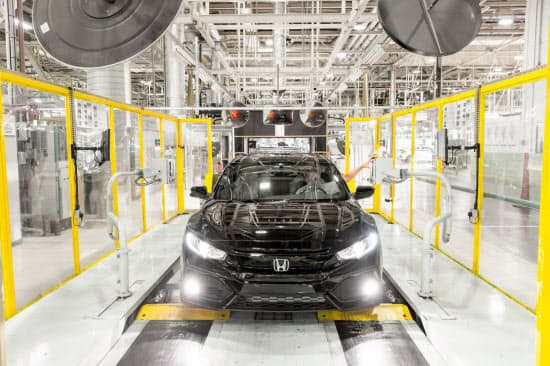 ホンダは2021年中に英国での生産を終了すると発表した