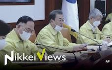 日本の水際対策は「中韓同列」 韓国大統領に冷や水