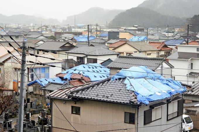 台風 15 号