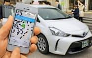 トヨタグループは次世代移動サービスの事業化を急ぐ(愛知県豊田市)