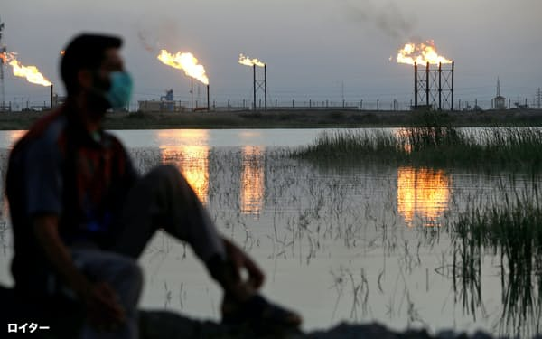サウジが増産に転じれば、ロシアだけでなく米シェールオイル業界も苦境に立たされるだろう=ロイター