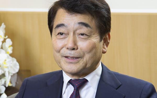 ゼネテックの上野憲二社長