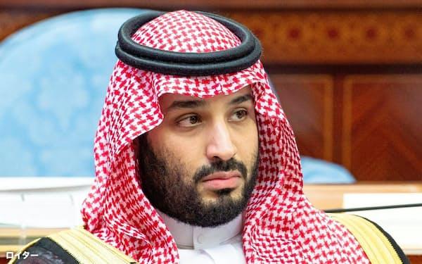 原油価格の急落はムハンマド皇太子主導の「脱石油」に向けた経済改革にも暗い影を落としている=ロイター