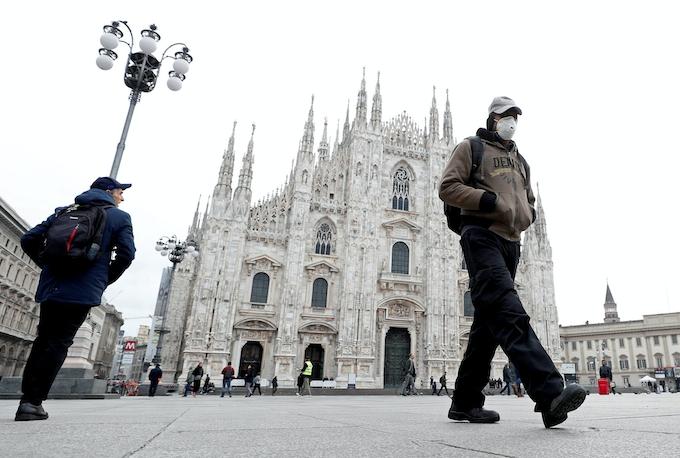 禁止 イタリア 入国