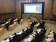 地方自治法100条による調査実施を決めた千代田区議会(11日)