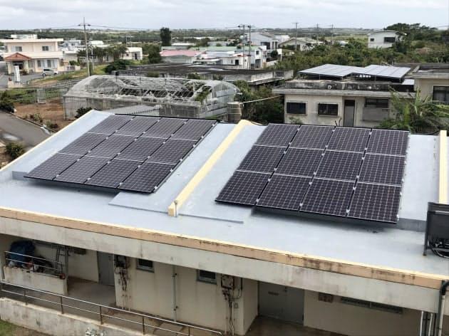 宮古島の挑戦、太陽光で電力を自給 FITに頼らず