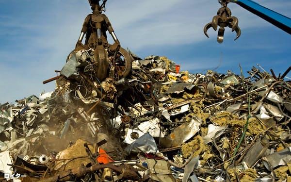 EUはリサイクルや再利用などを推し進める=ロイター
