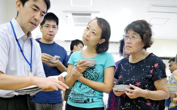 コメは地方を訪れる訪日客にとって人気土産の一つにもなっていた