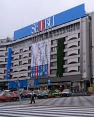 そごう・西武は西武池袋本店(東京都豊島区)など全15店舗で時短営業を31日まで延長する