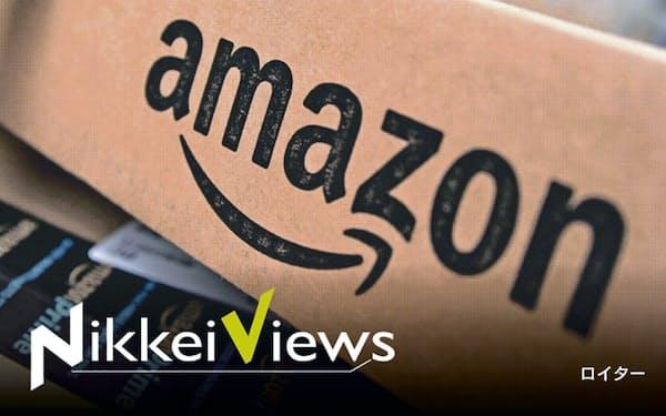 米アマゾン・ドット・コムは、米国で「バランスシート問題」が深刻化していた1994年に創業した=ロイター