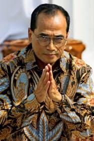 インドネシアのブディ・カリヤ運輸相=ロイター