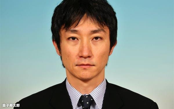 金子寿太郎・国際金融情報センターブラッセル事務所長