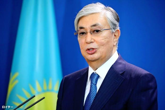カザフスタンが非常事態宣言、商業施設など営業停止: 日本経済新聞