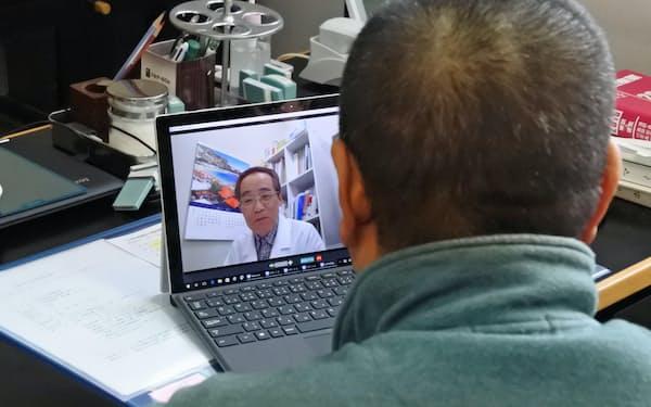欧州やアジアに比べ日本はオンライン診療の普及が遅れている