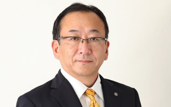 日本精工・最高財務責任者(CFO)の野上宰門氏