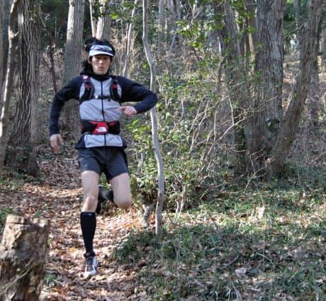 左足に痛みを抱えながらも練習で追い込んでいた10年前