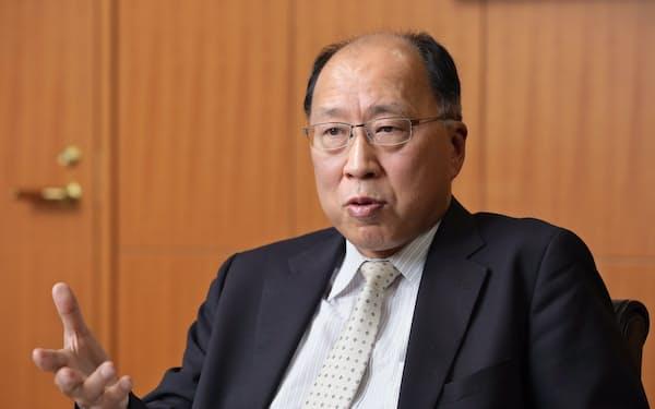遠藤俊英 金融庁長官
