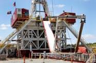 原油価格の急落でシェールガス生産業者の資金繰り悪化が懸念される(テキサス州)=ロイター