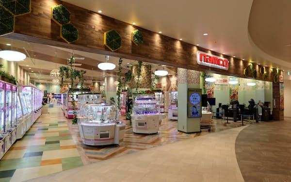 バンダイナムコアミューズメントは「ナムコ」など約230施設を営業再開した