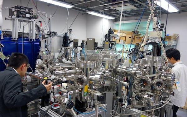 材料開発をAIによって自動化する東京工業大学の装置
