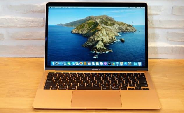 米アップルが発売したMacBook Airを早速入手して使ってみた