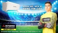 現地のサッカー選手を起用した広告宣伝に乗り出す