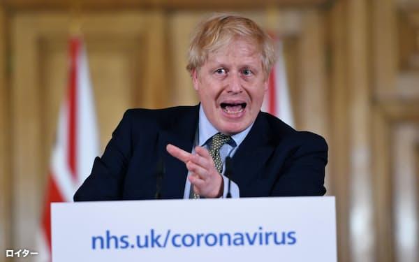 ジョンソン英首相は18日、欧州連合(EU)離脱の12月31日までの移行期間を延長する可能性はないと述べた=ロイター