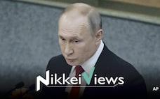 私物化批判なんのその 改憲へ国民くすぐるプーチン氏