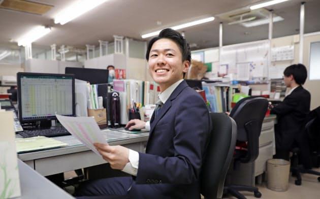 加地さんは2018年12月にコンドーテックの面接を受けた