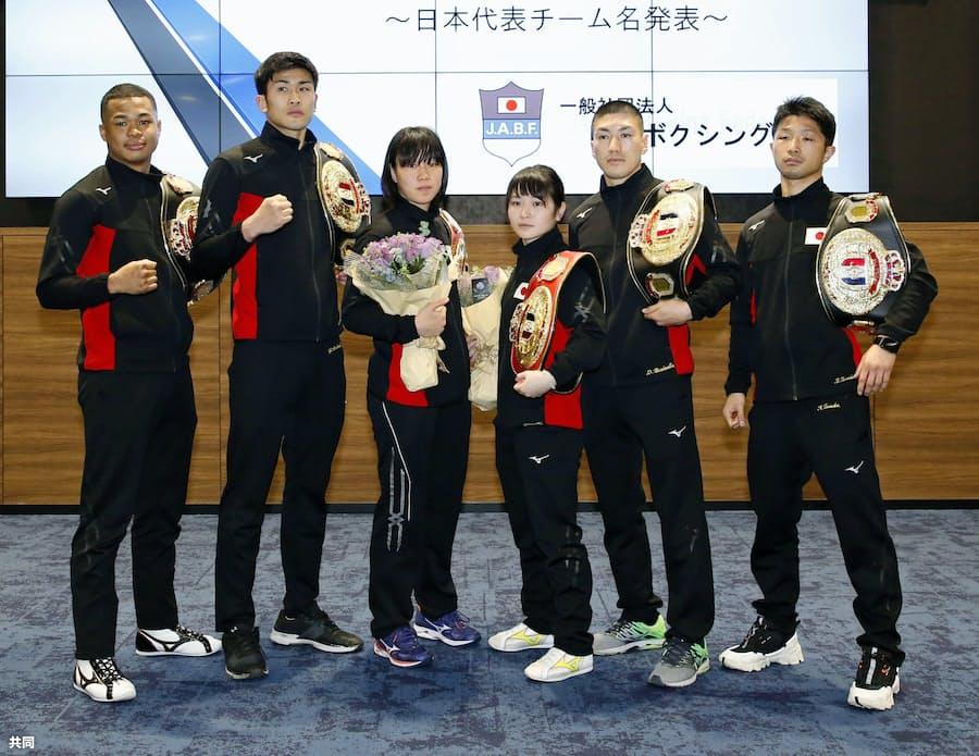 男子ボクシング、成松ら3選手が五輪代表に 開催国枠で: 日本経済新聞
