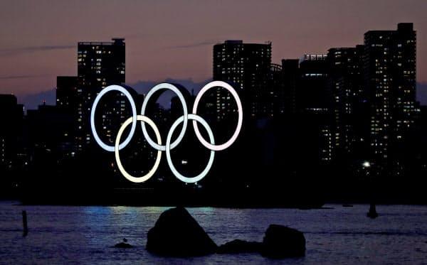 東京五輪の開催は延期に=ロイター