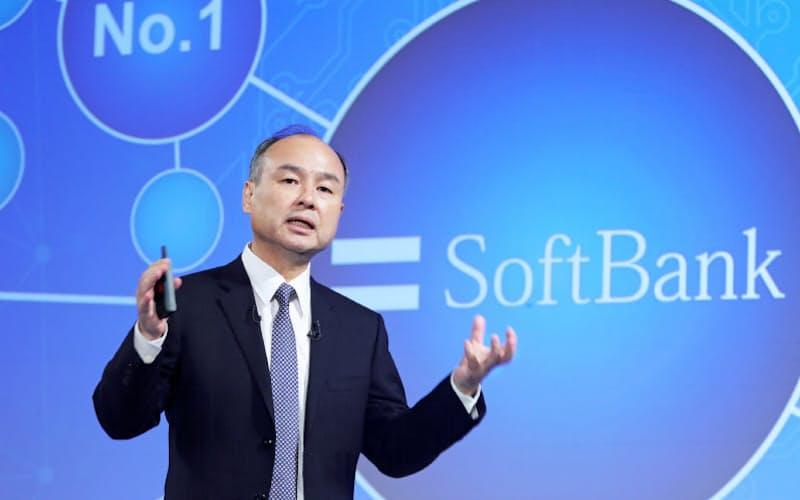 シガネール氏が運用する日本株の投資信託では、ソフトバンクグループが組み入れ銘柄のトップになっている