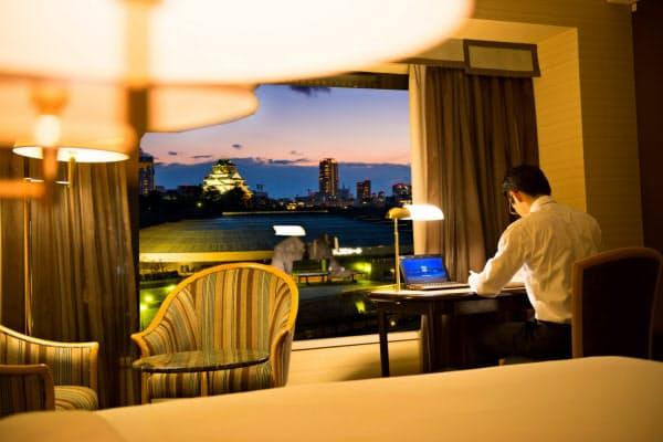 ホテルニューオータニ大阪はテレワーク向けのデイユースプランを発売した