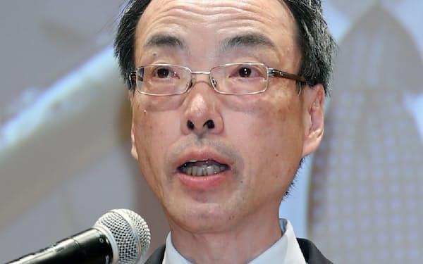 前金融庁長官の森信親氏
