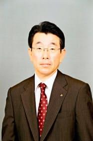 頭取に就任する杉田浩二・宮崎銀行常務