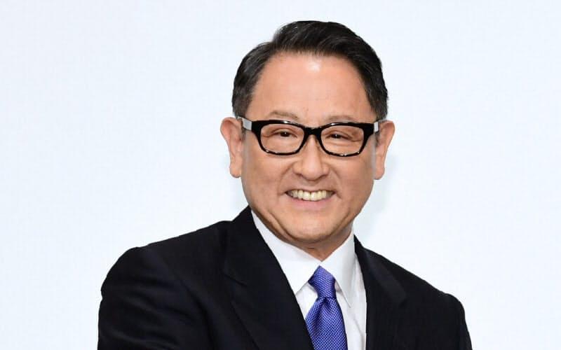 トヨタ自動車の豊田章男社長(3月、東京都千代田区)