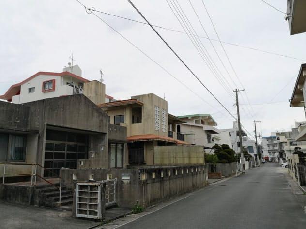 沖縄県糸満市西崎2丁目エリアの地価は30%を超える上昇となった