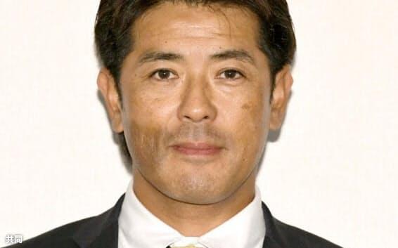野球日本代表の稲葉篤紀監督=共同