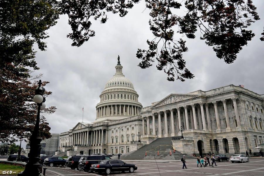 新型コロナ:米上院、2兆ドル経済対策を可決 26日にも成立の公算: 日本 ...