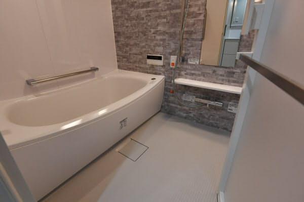 宿舎の浴室