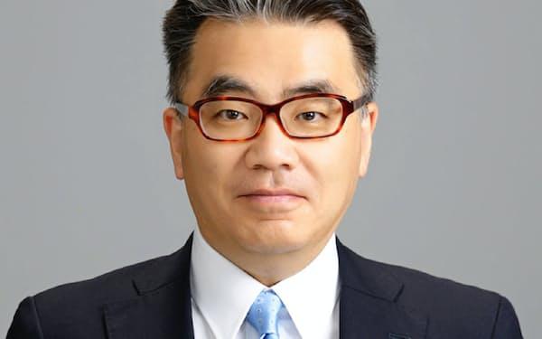 あおぞら銀行の社長に就任する谷川啓氏