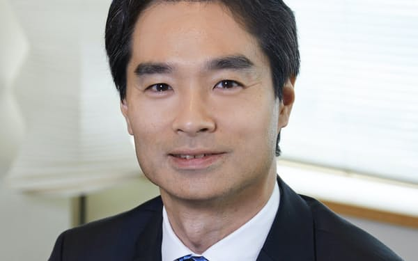 ゴールドマン・サックス・アセット・マネジメント計量運用部長の内山雅浩氏