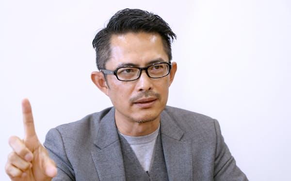 建築家の豊田啓介氏は「モノと情報が融合する次世代型プラットフォームを社会実装する」ことを提唱する