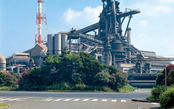 JFEスチールが千葉市に持つ高炉