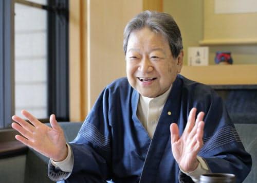 「日本一の個人投資家」として知られた竹田和平氏