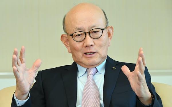 岡藤正広 伊藤忠商事会長CEO(最高経営責任者)