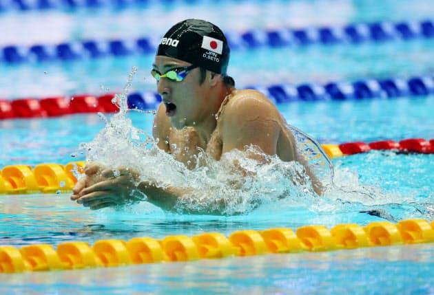 競泳五輪代表、見えぬ道筋 日本選手権中止