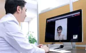 メドレーのオンライン診療システムはスマートフォンで医師と話せる。同社のように新型コロナウイルスの感染拡大がプラスに働くスタートアップもあるが……