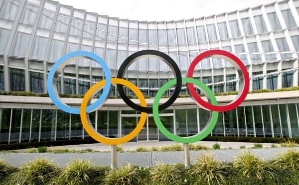 IOCは各競技の国際連盟に対し、競技会場の収容人数の削減や使用期間の短縮などを提示した=ロイター